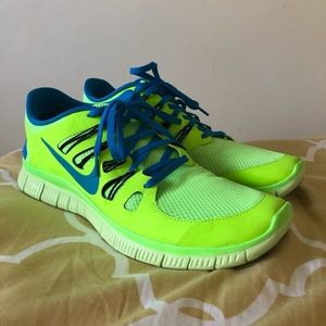 Nike free run men's sneaker size 13